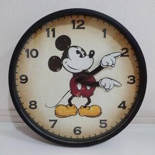 Francfranc - 美品 フランフラン Francfranc 壁掛け時計 ミッキーマウス