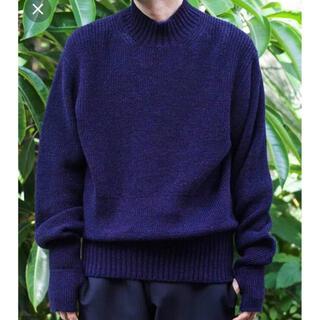 COMOLI - MAATEE&SONS Army Sweater