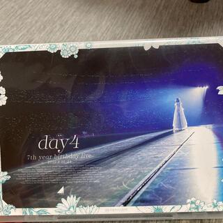 ノギザカフォーティーシックス(乃木坂46)の乃木坂 46  7th YEAR BIRTHDAY LIVE Day4 DVD(ミュージック)