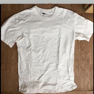 UNIQLO - ユニクロ 白Tシャツ