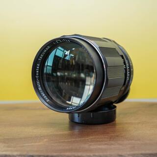 ペンタックス(PENTAX)の【希少大口径】望遠タクマー SMC Takumar 135mm f2.5(レンズ(単焦点))