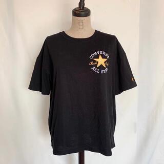 コンバース(CONVERSE)のCONVERSE ロゴ刺繍TEE(Tシャツ/カットソー(半袖/袖なし))