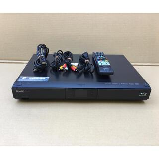 SHARP - シャープ 320GB 1チューナー ブルーレイレコーダー BD-HDS53