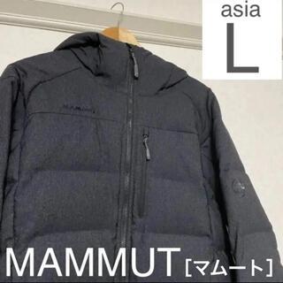 Mammut - マムート ダウン ヘリンボーン ジャケット mammut