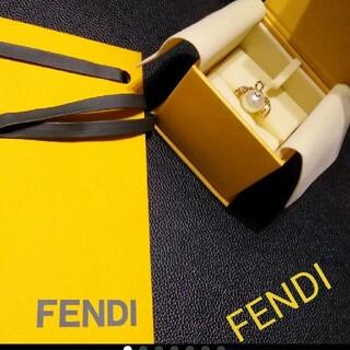 フェンディ(FENDI)のFENDI ゾディアック 新品 乙女座 チャーム ペンダントトップ アクセサリー(ネックレス)