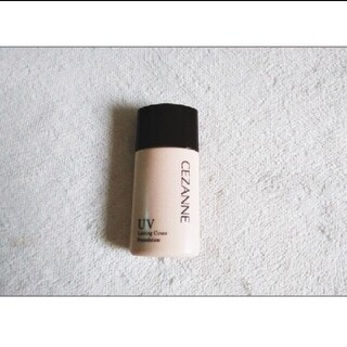 CEZANNE(セザンヌ化粧品) - セザンヌ ラスティングカバーファンデーション 明るいベージュ 00