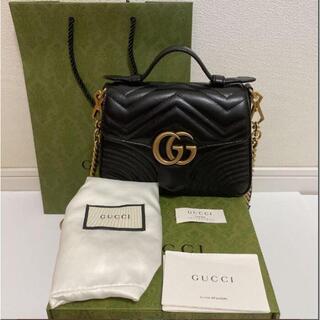 Gucci - GUCCI GGマーモントバッグ