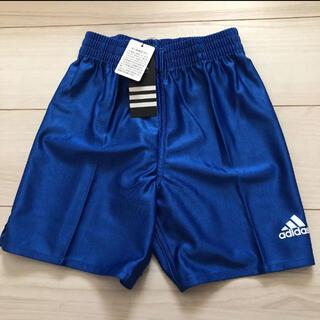 adidas - 新品 アディダス  サッカー ゲームパンツ/ハーフパンツ 練習着 130 ブルー