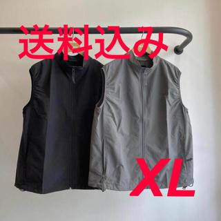 Creek Angler's Device Nylon Vest Black(ベスト)