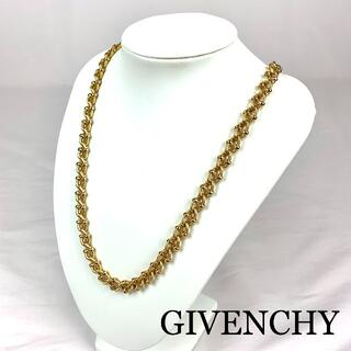 GIVENCHY - GIVENCHY VINTAGE チェーン ネックレス