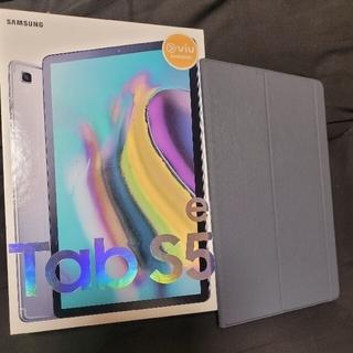 サムスン(SAMSUNG)の10.5インチ 超軽量 ギャラクシー TabS5e タブレット SM-T725(タブレット)