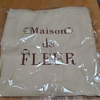 メゾンドフルール(Maison de FLEUR)のMaison de FULEUR  ポムポムプリン トートバッグ(トートバッグ)