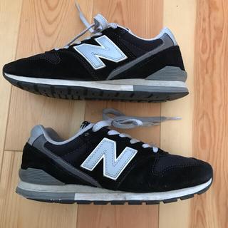 New Balance - ニューバランス 996 黒 22.5cm 箱なし配送(箱ありは+200円)