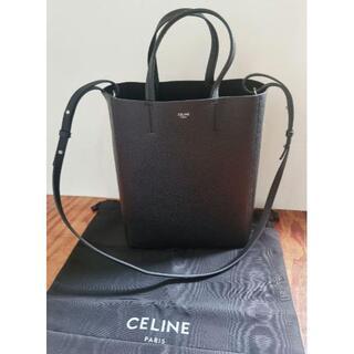 celine - CELINE カバスモール グレー