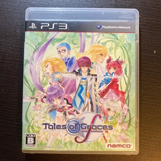 BANDAI NAMCO Entertainment - テイルズ オブ グレイセス エフ PS3