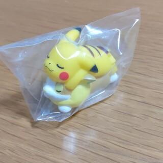 ポケモン - ポケモンキッズ ポケモン指人形 ピカチュウ&ワンパチ