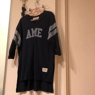 アメリカーナ(AMERICANA)のAmericana 7分袖カットソー(Tシャツ(長袖/七分))