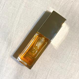 クラランス(CLARINS)のクラランス コンフォート リップオイル 01 ハニー(リップグロス)