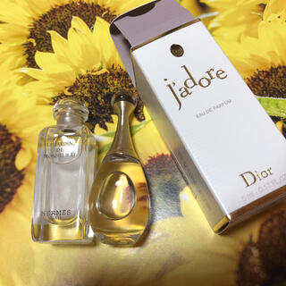 Hermes - Dior Hermes ディオール ジャドール エルメス 李氏の庭 香水
