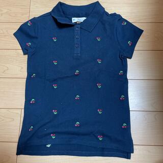 ギャップ(GAP)の【GAP】ポロシャツ130cm(Tシャツ/カットソー)