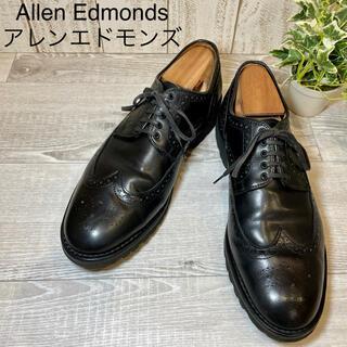 Allen Edmonds - Allen Edmonds アレンエドモンズ 28.5 ウイングチップ 黒