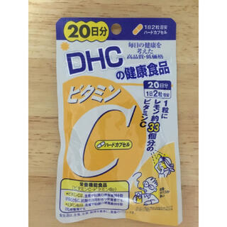 DHC - DHC ビタミンC 20日分