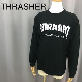 THRASHER - THRASHER スラッシャー ロンT 長袖 Tシャツ プルオーバー