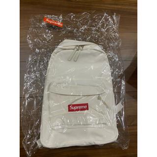 シュプリーム(Supreme)のSupreme Canvas Backpack ボックスロゴ キャンバスリュック(リュック/バックパック)