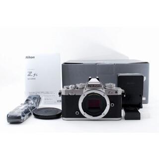 Nikon - 1643 未使用品 ほぼ 新品 保証有 ニコン Nikon Z fc ボディ