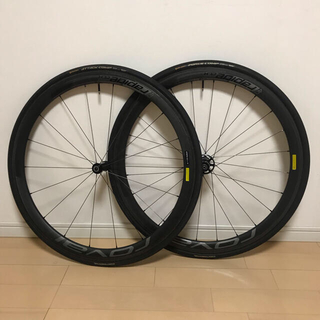 Specialized - Roval rapide clx 40 カーボンホイール チューブラー