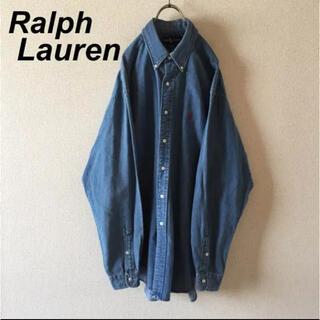 ラルフローレン(Ralph Lauren)のラルフローレン デニムシャツ(シャツ)