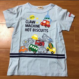 HOT BISCUITS - ミキハウス ホットビスケッツ Tシャツ 半袖 110