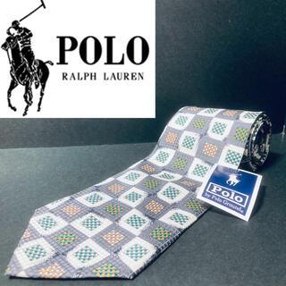 POLO RALPH LAUREN - 【新品】 POLO/ラルフローレン ネクタイ 総柄