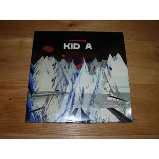 RADIOHEAD KID A Analog レコード