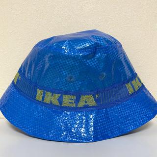 IKEA - IKEA イケア渋谷★KNORVA クノルヴァ。ブルー帽子  1点