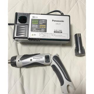 Panasonic - Panasonic ペン型ドライバー 電動 EZ7410