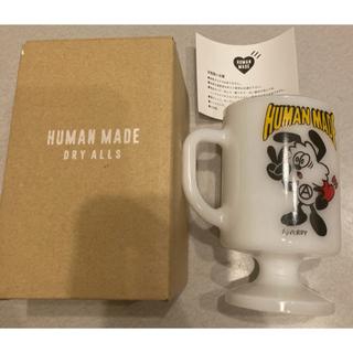 アベイシングエイプ(A BATHING APE)のHUMANMADE ヒューマンメイド ヒューマンメード ミルクグラス マグカップ(グラス/カップ)