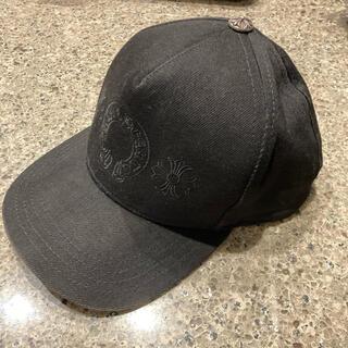 Chrome Hearts - クロムハーツ キャップ 帽子 美品 希少 ブラック 即日発送