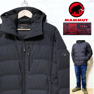 Mammut - MAMMUT マムート ダウンジャケット 750フィルパワー フーディ 防寒