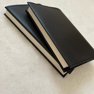 ブックカバー 文庫本サイズ 新書サイズ 2つセット