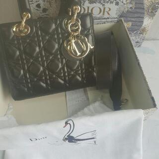 Christian Dior - LADY DIOR クリスチャンディオール ショルダーバッグ