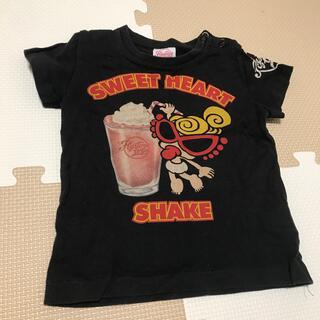 HYSTERIC MINI - HYSTERICMINI Tシャツ ssサイズ