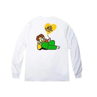 ビームス(BEAMS)の【コムドットゆうた】kaoyorinakami コラボロンT(Tシャツ/カットソー(七分/長袖))