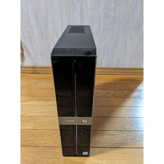 マイクロソフト(Microsoft)のWindows10 Home搭載PC iiyama製(コンピュータ/IT)