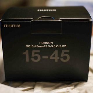富士フイルム - FUJIFILM XC15-45mmF3.5-5.6 OIS PZ