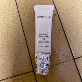 MAQuillAGE - マキアージュ ドラマティック カバージェリー BB ライトベージュ