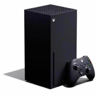 マイクロソフト(Microsoft)の【新品未開封】Xbox Series X 1TB RRT-00015 (家庭用ゲーム機本体)