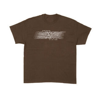 ビームス(BEAMS)のcreative drug store vision Tee M Brown(Tシャツ/カットソー(半袖/袖なし))