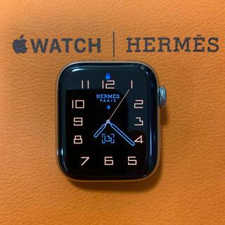 Apple Watch - Apple Watch 4 HERMES 40mm アップルウォッチ エルメス