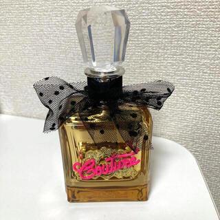 ジューシークチュール(Juicy Couture)のビバ ラ ジューシー ゴールドクチュール by ジューシークチュール 100ml(香水(女性用))